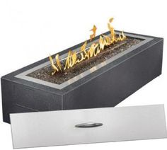 propane fire pits natural gas