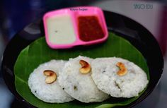 Sago Idli South Indian Breakfast Recipes, Indian Snacks, Karnataka, Starters, Yummy Food, Desserts, Foods, Style, Kitchens
