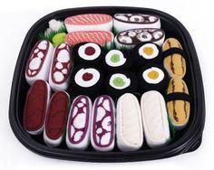 Japanese Gadgets - Sushi Socks Box