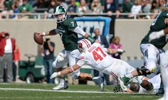 Michigan State doesn't need a win vs. Indiana, it needs a reminder = Prior to this past Saturday, Michigan State coach Mark Dantonio owned a 51-12 record in East Lansing. Prior to this past Saturday, he hadn't lost at home since 2014, when his team was bounced 49-37 by Ohio State.  That.....