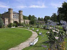 Botanical Garden, Karlsruhe, Germany by Rosarian49