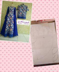 Best Dress Brokat Pola Ideas Source by brokat Embroidery Leaf, Embroidery Hearts, Embroidery Dress, Outfit Essentials, Dress Sewing Patterns, Clothing Patterns, Simple Dresses, Nice Dresses, Abaya Pattern