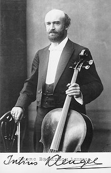 Julius Klengel (24 September 1859 – 27 October 1933) was a German cellist who is most famous for his etudes and solo pieces written for the instrument. He was the brother of Paul Klengel. A member of the Gewandhaus Orchestra at fifteen, he toured extensively throughout Europe as cellist and soloist of the Gewandhaus Quartet. His pupils include Emanuel Feuermann, Gregor Piatigorsky and Alexandre Barjansky.[1]