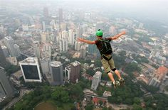 Base jumping - one day....
