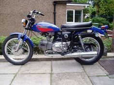 1972 Harley Davidson Aermacchi SS350