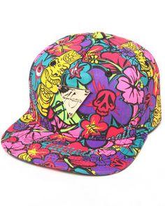 Aloha Snapback Cap by Hater Snapback @ DrJays.com