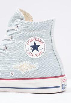 Converse CHUCK TAYLOR ALL STAR - Sneaker high - light blue/garnet/white für 99,95 € (22.03.17) versandkostenfrei bei Zalando bestellen.