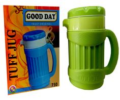 Good Day Hot And Cold Thermos Jug 750ML Flask