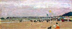 Marko STUPAR La plage à Trouville #Trouville-sur-Mer #Calvados #Normandie