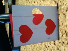 Valentine Card Cards, Maps, Playing Cards