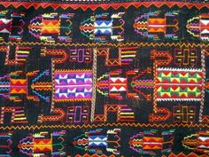 Handwoven Textile from the Ayoutupas district of Timor, Indonesia