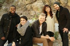 Pentatonix - I would pay them SOOOO MUCH MONEY FOR THEM TO SERENADE ME EVERY DAYYYY