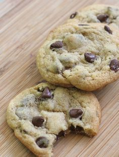 Best GF cookie recipe I've found! I make it every week, and the kids LOVE them