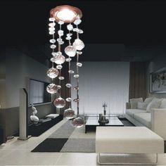 3w Led Kristall Kronleuchter Kristall Lampen Leuchten Modern Aisle  Hochleistungsleuchten