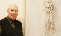 Death of a genius: Ireland's most successful painter Louis le Brocquy dies at home aged 95