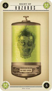 just ordered the zombie tarot...how could i not?