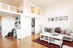 Ötletek kis lakáshoz  galéria-gardrób kombináció Kicsi Lakások 6255b4b33c