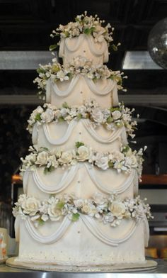 big wedding cakes | Wedding cake