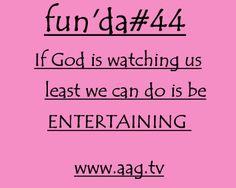 Fun'da#44  for more funda visit   http://www.aag.tv/funda/
