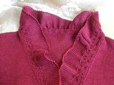 scalda cuore bimba cotone maglia, by maglieria magica, 32,00 € su misshobby.com