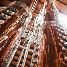 """The husband and wife team on their secret family recipe and """"grain to glass"""" philosophy. Spirit Works Distillery."""