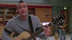 Puck from Glee singing Sweet Caroline :)