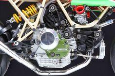 Walt Siegl Ducati 'Leggero' racebike