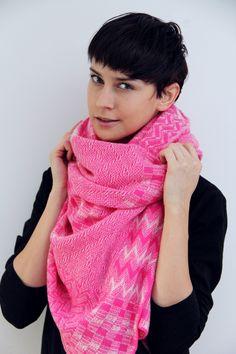 Maassai Shawl pink