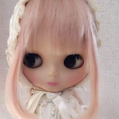 Blythe ooak custom doll Pink hair White Lolita from Japan One of a kind F/S | Dolls & Bears, Dolls, By Brand, Company, Character | eBay!
