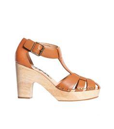 Gorman Online :: T-bar clog - Shoes