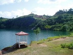 Blue Lake, Bomi, Liberia