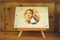 -+MUSTER+++-+++DEIN+FOTO+auf+Holz+oder+Leinwand+von+DaiSign+auf+DaWanda.com  Geburt Taufe Taufgeschenk Geschenk Geschenkidee Foto Bild Holz Holzbild personalisiert