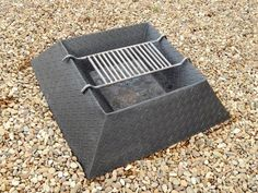 """Outstanding """"outdoor fire pit designs"""" information is available on our internet site. Read more and you wont be sorry you did. Metal Fire Pit, Diy Fire Pit, Fire Pits, Garden Fire Pit, Fire Pit Backyard, Backyard Fireplace, Cool Welding Projects, Welding Art, Welding Crafts"""