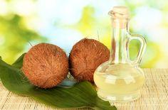 Den Körper mit Kokosöl entgiften  