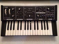Vintage Moog Rogue Synthesizer