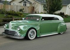 Red Hot & Green...Re-pin...Brought to you by #CarInsurance at #HouseofInsurance in Eugene, Oregon