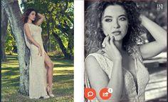 Sara Barradas para Revista IN Magazine nº7