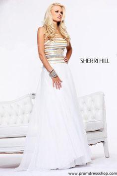 Sherri Hill 1584 at Prom Dress Shop