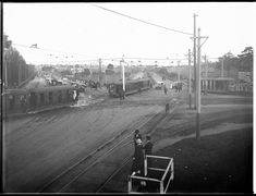 Another view of the Dacey Road, Anzac Parade, and Alison Road, Randwick
