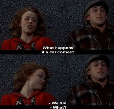 the notebook, quotes..haha! Just watched this movie again recently..love it every time! :)