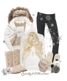 nice & cozy uggs outfit