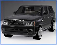 Fresh-Prince Creations - Sims 3 - 2011 Land Rover Range Rover Sport