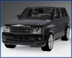 Fresh Prince Creations Sims 3 2017 Land Rover Range Sport