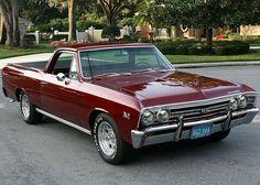 1967 Chevrolet El Camino SS Clone | MJC Classic Cars | Pristine ...
