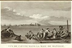 Vue de Cavite dans la Baie de Manille. Dessine par Duche de Vancy 1797 | Flickr - Photo Sharing!