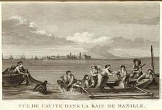 Vue de Cavite dans la Baie de Manille. Dessine par Duche de Vancy 1797 | Flickr - Photo Sharing!