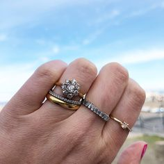 fine jewelry - engagement ring