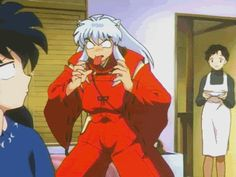 Inuyasha Funny | inuyasha-funny.gif soo wrong on so many levels....