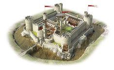 Medieval Castles | Castle Facts For Kids | DK Find Out