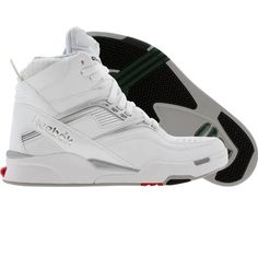 Reebok x PYS Twilight Zone Pump - The Tribute (white / pure silver) - PYS.com Collab $139.99